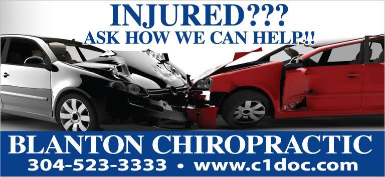 Blanton Chiropractic, Injured??